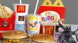 Destroying the world 1 Happy Meal at a time