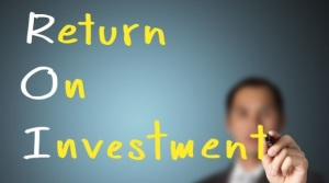 Calculating investment returns on everyday items