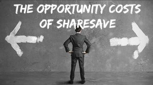 The opportunity costs of Sharesave